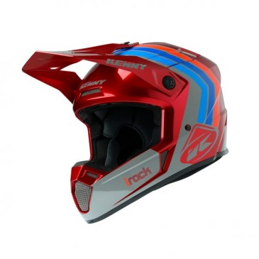 CASQUE KENNY TRACK VICTORY BURGUNDY