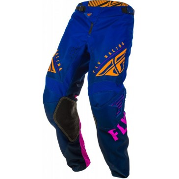 PANTALON FLY KINETIC K220 MIDNIGHT/BLEU/ORANGE