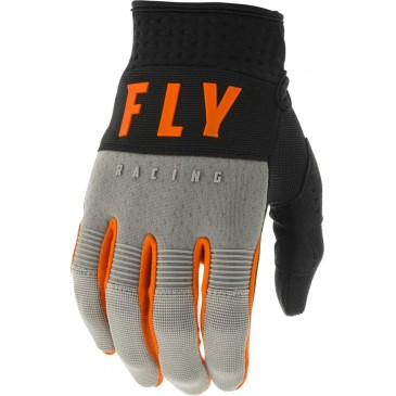 GANTS FLY F-16 GRIS/NOIR/ORANGE