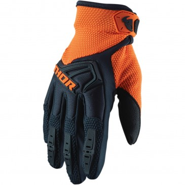 GANTS THOR SPECTRUM NOIR/ORANGE