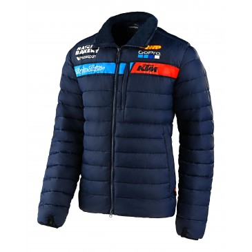 VESTE TROY LEE DESIGN / KTM DAWN NAVY 2020