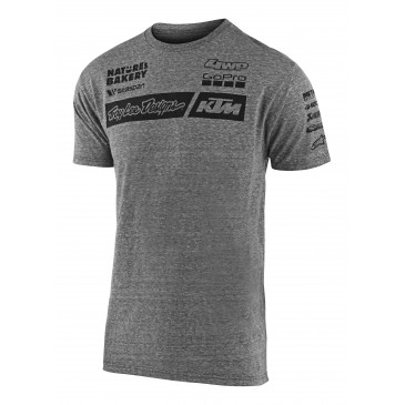 TEE-SHIRT GRIS TROY LEE DESIGNS 2020