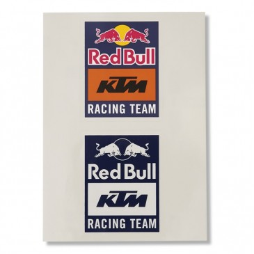 STICKERS KTM / RED BULL