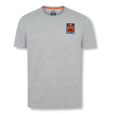 TEE SHIRT KTM/RED BULL PATCH TEE GRIS