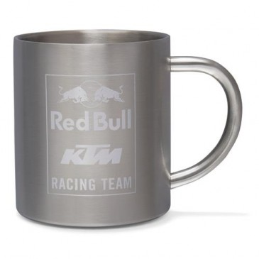 RB KTM RACING TEAM STEEL MUG OS