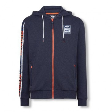 SWEAT A TIRETTE KTM / KINI RED BULL LETRA