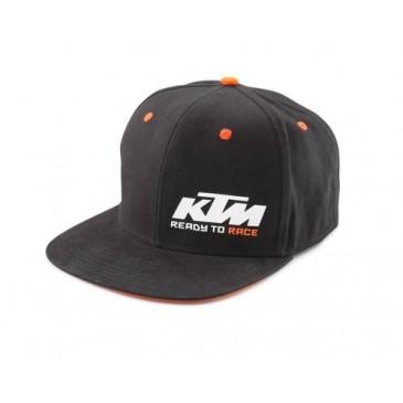 CASQUETTE KTM TEAM SNAPBACK NOIRE