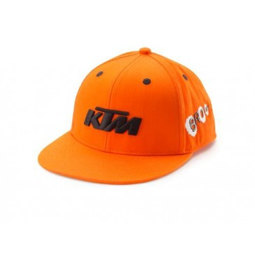 CASQUETTE ENFANT KTM RADICAL ORANGE