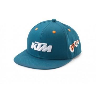 CASQUETTE ENFANT KTM RADICAL BLEUE