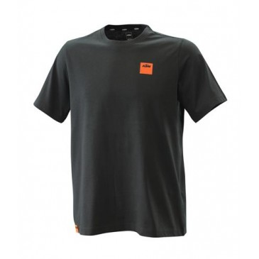 TEE SHIRT KTM PURE RACING NOIR