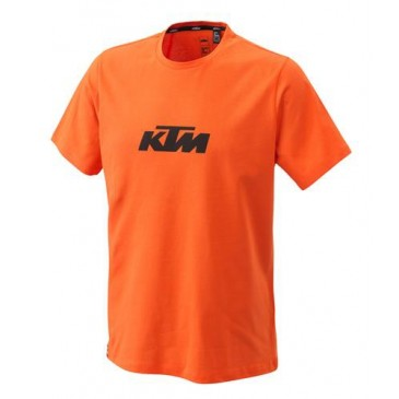 TEE-SHIRT KTM PURE LOGO ORANGE