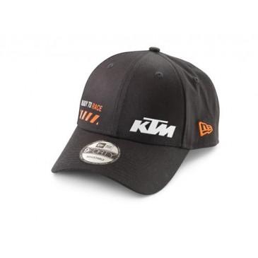 CASQUETTE KTM PURE NOIRE