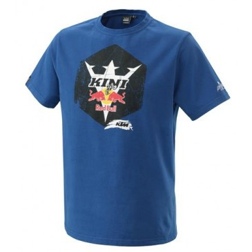TEE SHIRT KTM / KINI RED BULL HEX