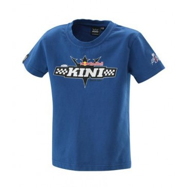 TEE-SHIRT ENFANT KTM / KINI RED BULL FINISH FLAG