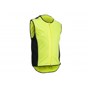 VESTE RST SAFETY JAUNE FLUO