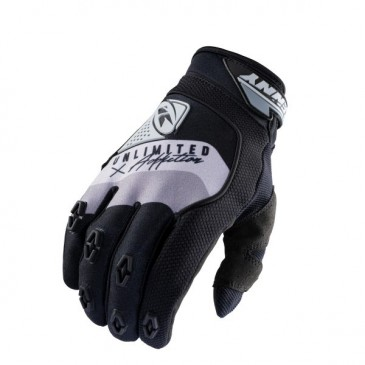 GANTS KENNY SAFETY NOIR/GRIS