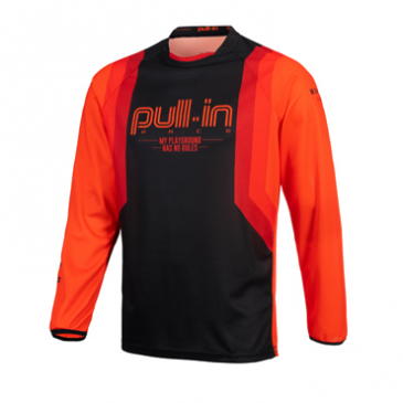 MAILLOT PULL IN ENFANT CHALLENGER MASTER ORANGE