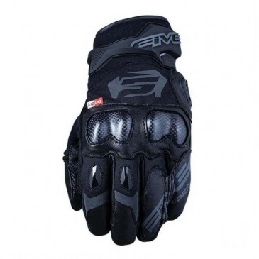 GANTS FIVE5 X RIDER WATER PROOF NOIR