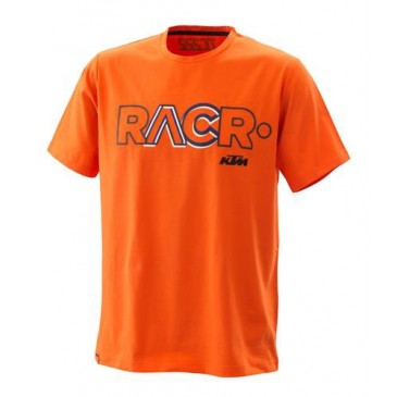 TEE SHIRT KTM RACR ORANGE