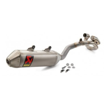 LIGNE COMPLETE KTM / AKRAPOVIC RACING