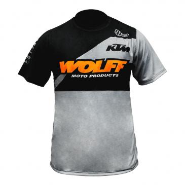 T-SHIRT WOLFF KTM 2021