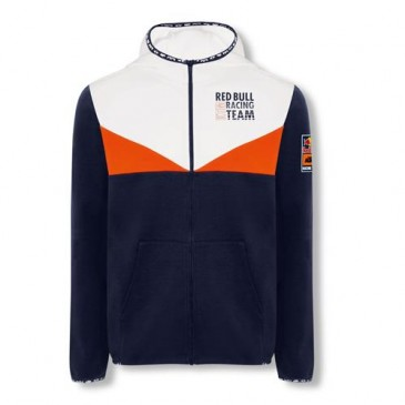 SWEAT A CAPUCHE ZIPPE KTM/RED BULL FLETCH