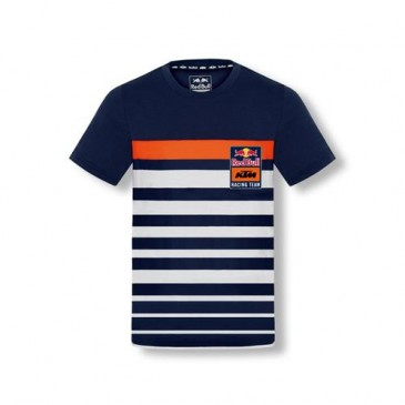 TEE-SHIRT ENFANT KTM/KINI RED BULL STRIPE