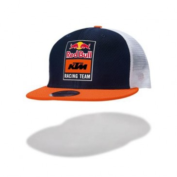 CASQUETTE ENFANT KTM/KINI RED BULL FLETCH TRUCKER