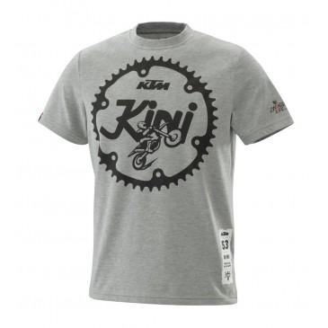 TEE-SHIRT KTM / KINI RED BULL RITZEL