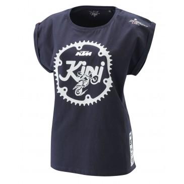 TEE-SHIRT FEMME  KTM / KINI RED BULL RITZEL