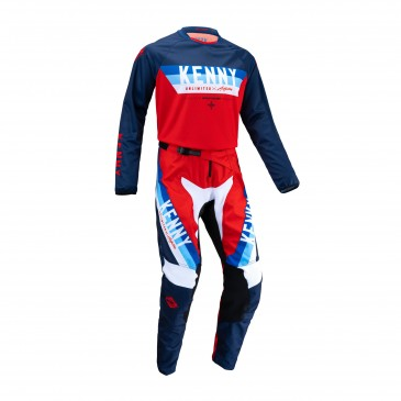 TENUE KENNY FORCE ROUGE