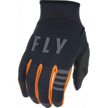 GANTS FLY F-16 NOIR/ORANGE