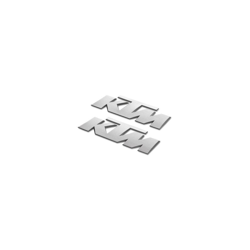 AUTOCOLLANT 3D KTM