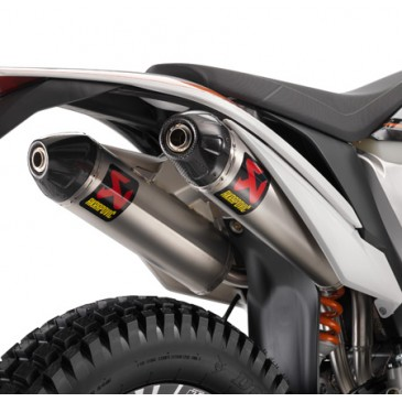 SILENCIEUX AKRAPOVIC FREERIDE