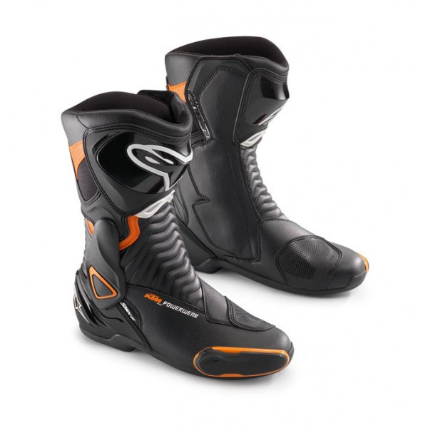 bottes routiere ktm alpinestars s mx 6 bottes wolff ktm. Black Bedroom Furniture Sets. Home Design Ideas