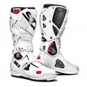 BOTTES SIDI CROSSFIRE 2SRS BLANCHE