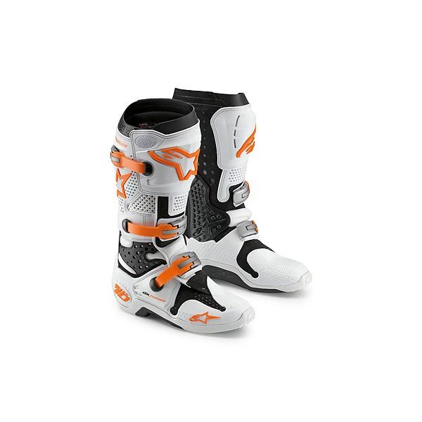 Aj543lr Ktm Botte Alpinestar Moto Chaussure dWrxBoeCQ