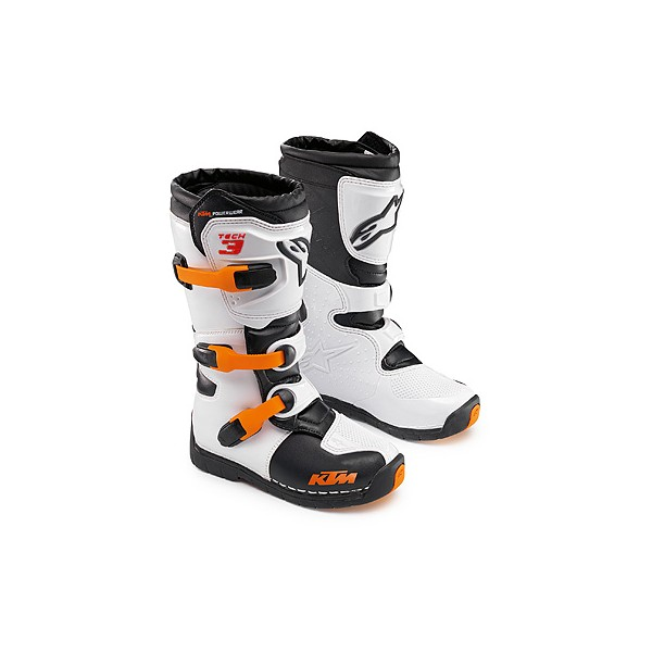 bottes ktm alpinestars tech 3 enfant bottes wolff ktm. Black Bedroom Furniture Sets. Home Design Ideas