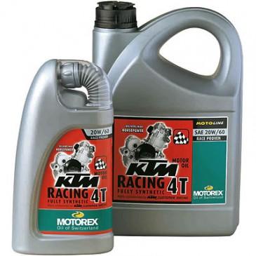 HUILE KTM RACING 4T MOTOREX