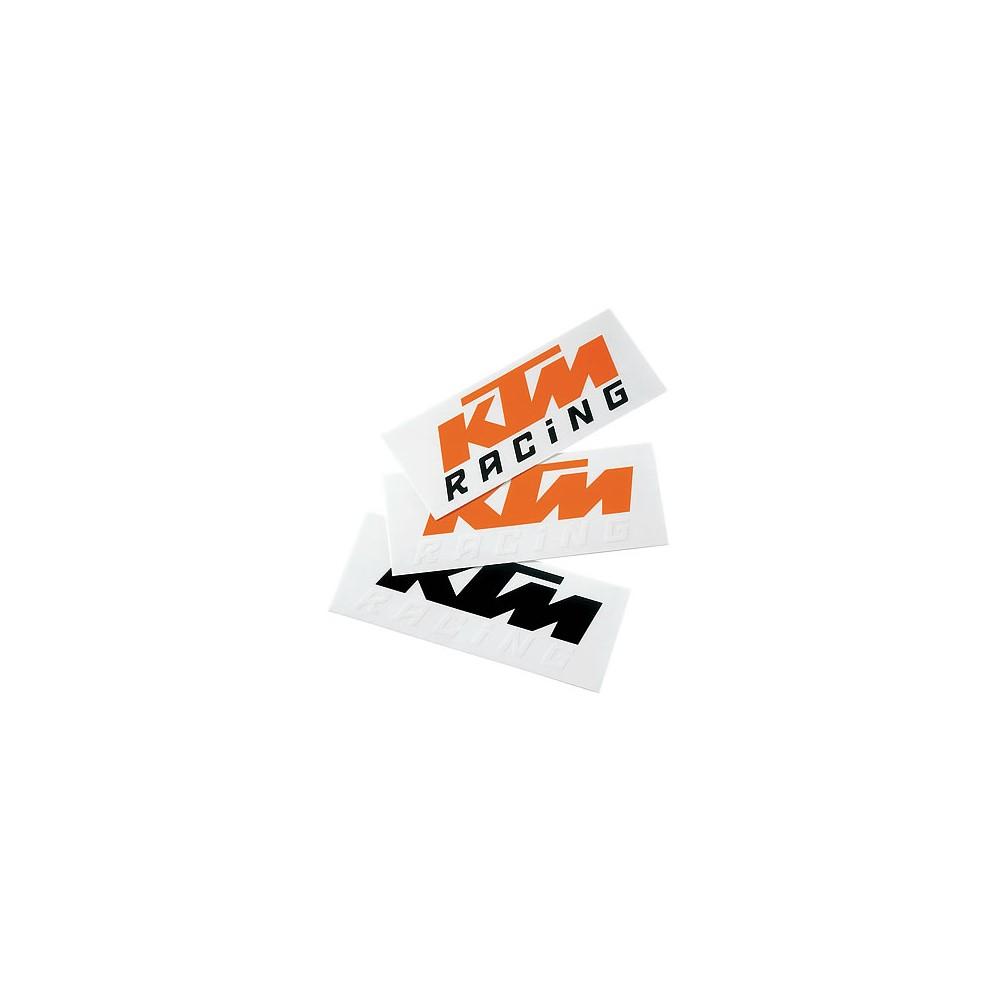 AUTOCOLLANT KTM CAMION