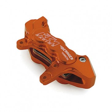 ETRIER 6 PISTONS KTM/ORANGE