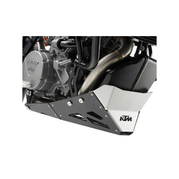 Sabot aluminium ktm routiere protection wolff ktm for Deco 990 adventure