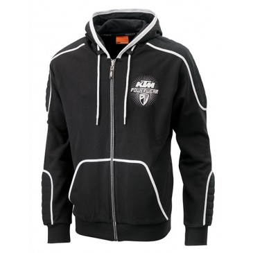 SWEAT KTM ZIP PADDED