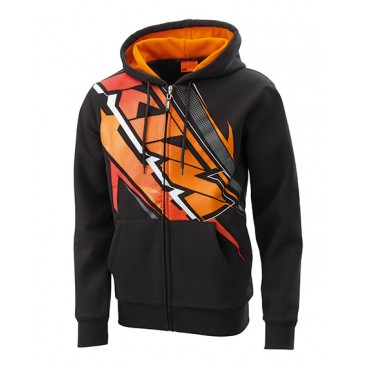 SWEAT KTM ZIP BIG MX