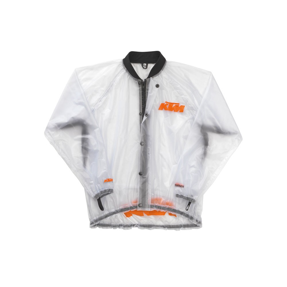 veste de pluie ktm transparente veste wolff ktm. Black Bedroom Furniture Sets. Home Design Ideas