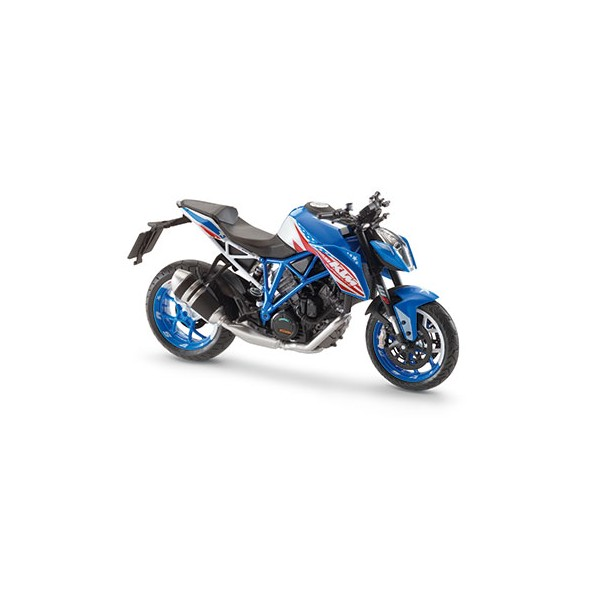 MAQUETTE KTM 1290 SUPER DUKE PATRIOT 2015