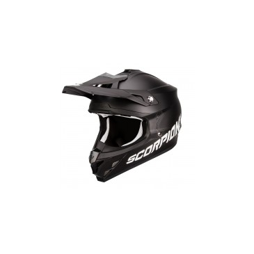 CASQUE SCORPION VX15 EVO AIR UNI NOIR MAT