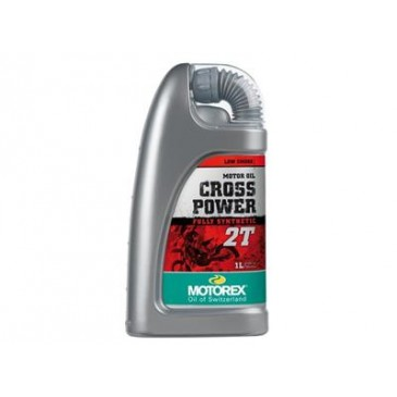 HUILE MOTOREX CROSS POWER 2T