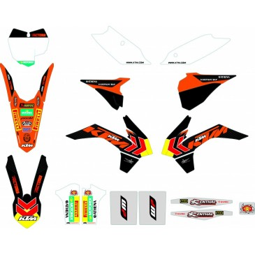 KIT STICKERS FACTORY SX 13/14