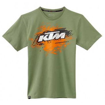 "TEE SHIRT KTM ""HOLD OUT"""
